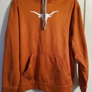 Nike thermafit Texas Longhorns hoodie